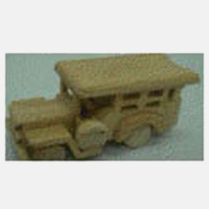 Wooden Jeepney Mini Series – Small